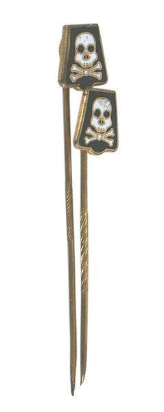 Imperial German 17th Brunswick Stick Pins