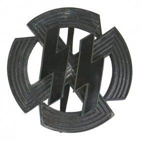 German Wwii Sport Badge 1943
