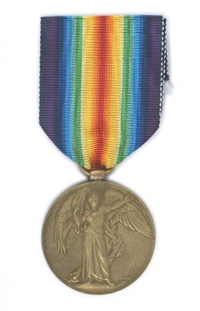 British Wwi Victory Medal