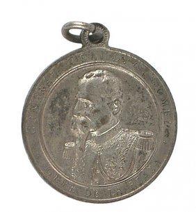 Uruguay Commemorative Silver Medal