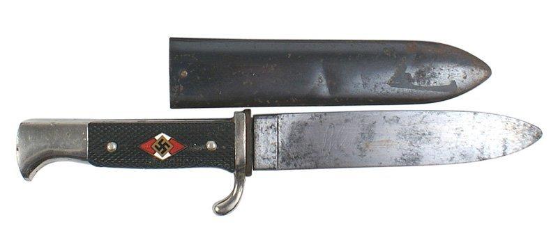 German WWII Hitler Youth dagger