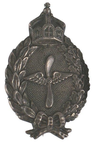 Prussian Commemorative Badge Air Service