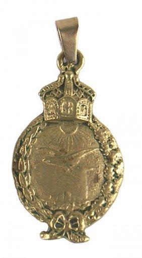 Prussian Sea Pilot Badge Prinzen Size