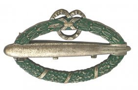 Commemorative German Army Airship Badge
