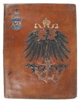 Imperial German Grand Admiral Folder