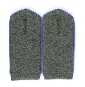German Wwii Roa Shoulder Boards