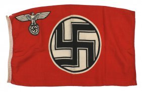 German Wwii Third Reich Service Flag
