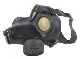 Rare German Wwii Dog Gas Mask