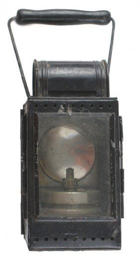 German Wwii Deutsche Reichsbahn Lantern