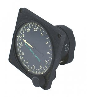 U.s. Wwii Gyro Magnetic Compass