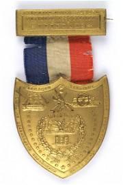 National Association Mexican War Medal