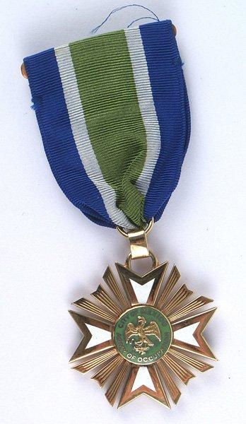 Aztec Club of 1847 Membership Medal