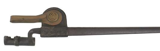 US 4570 socket bayonet