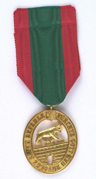 German Anhalt Albert the Bear Medal