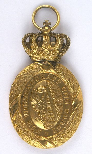 German Anhalt Arts and Science Medal
