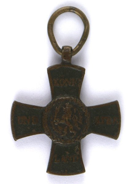 Bavarian Napoleonic Campaign Cross
