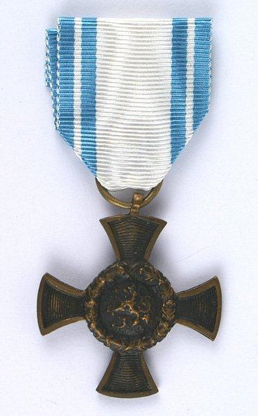 Bavarian 1866 Commemorative Cross