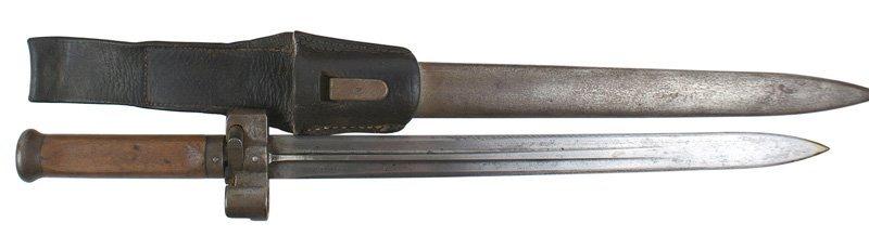 Hungarian M1935 Mannlicher bayonet