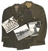 U.S. Army Air Force WWII lot B-24 Bomb Squadron