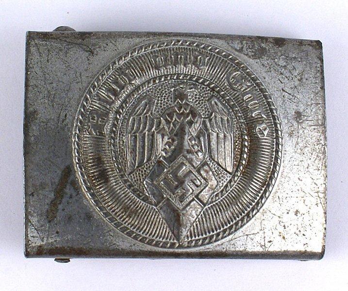 German WWII Hitler Youth belt buckle
