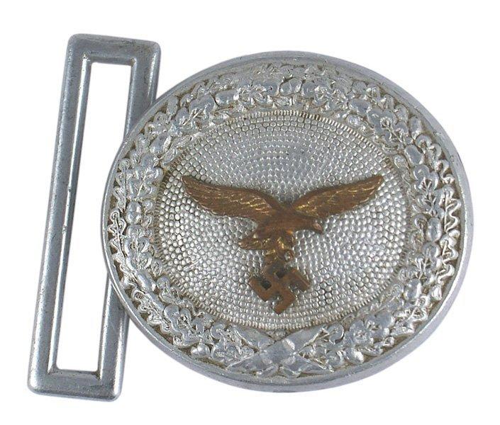 German WWII Luftwaffe dress belt buckle