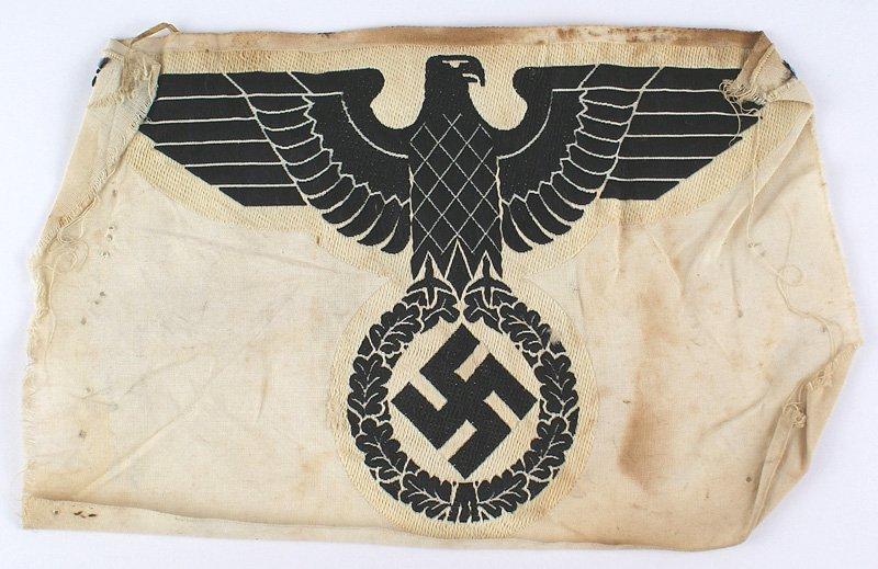 German WWII NSDAP sport shirt insignia