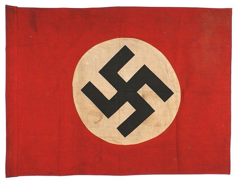 German WWII NSDAP flag