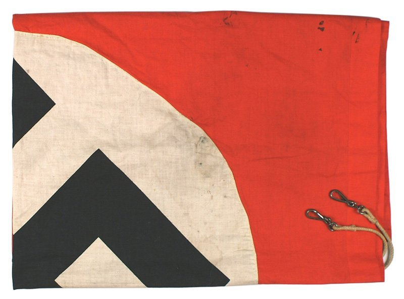 German WWII NSDAP flag