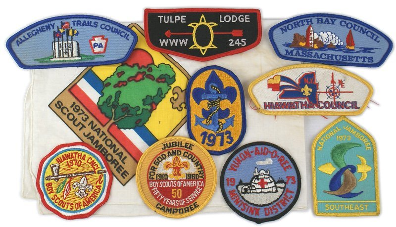 Boy Scouts of America lot