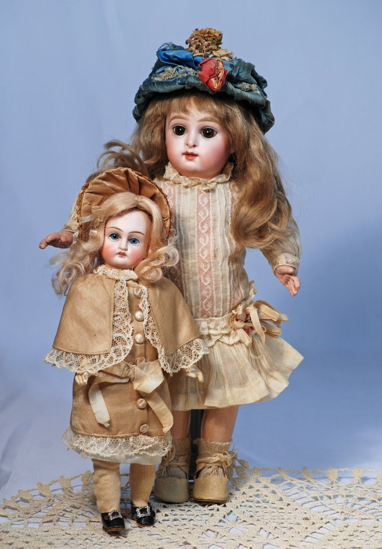 """0013A. WONDERFUL FRENCH BISQUE """"PARIS BEBE""""  BY DANEL &"""