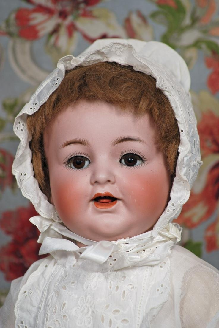 GERMAN BISQUE CHARACTER BABY BY KAMMER & REINHARDT - 2