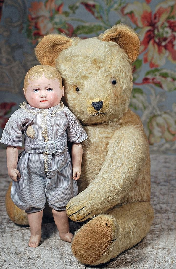 """AMERICAN CLOTH DOLL BY MARTHA CHASE 12 ½"""" Stockinette"""