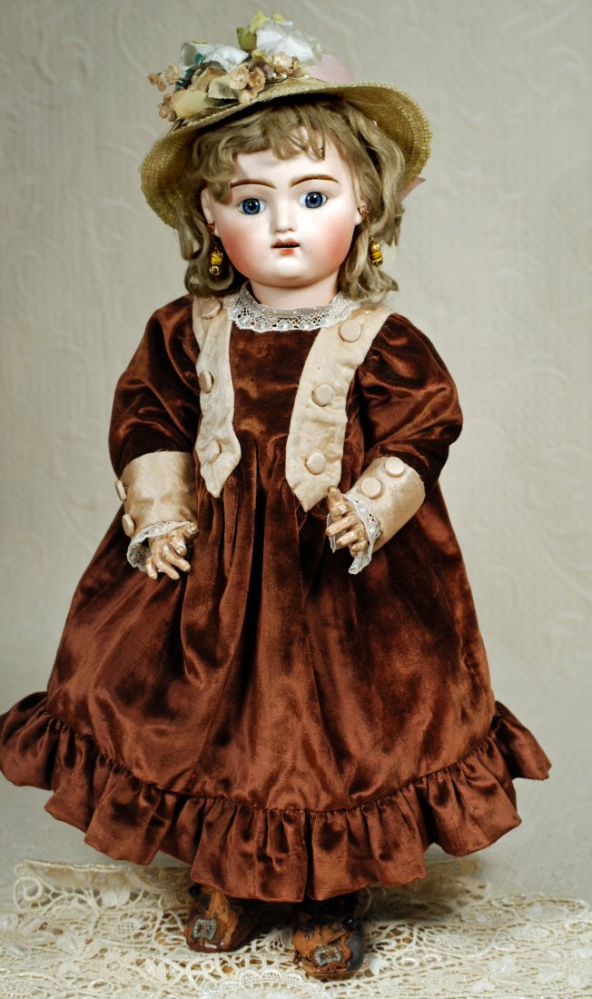 FRENCH BISQUE BEBE BY LECONTE