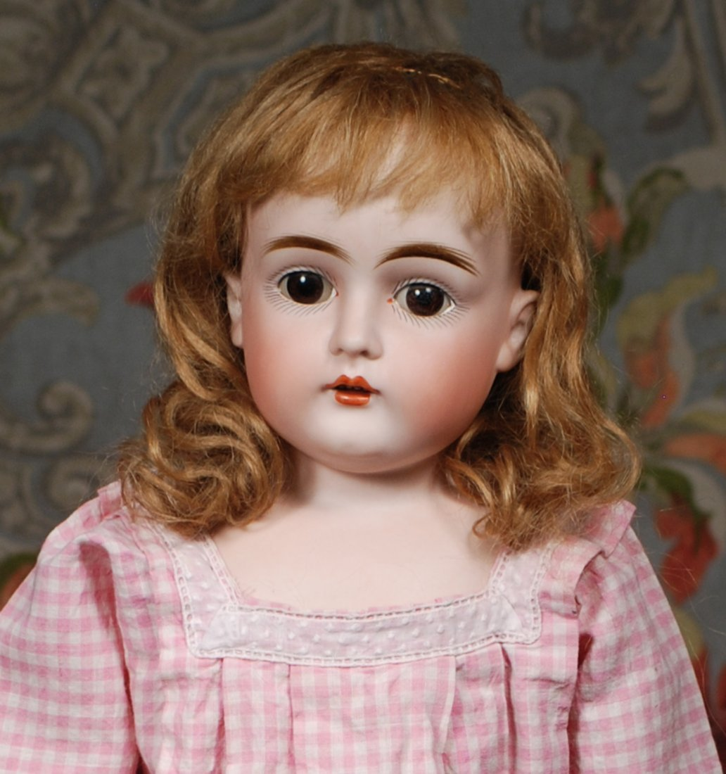 GERMAN BISQUE CHILD DOLL BY KESTNER - 2