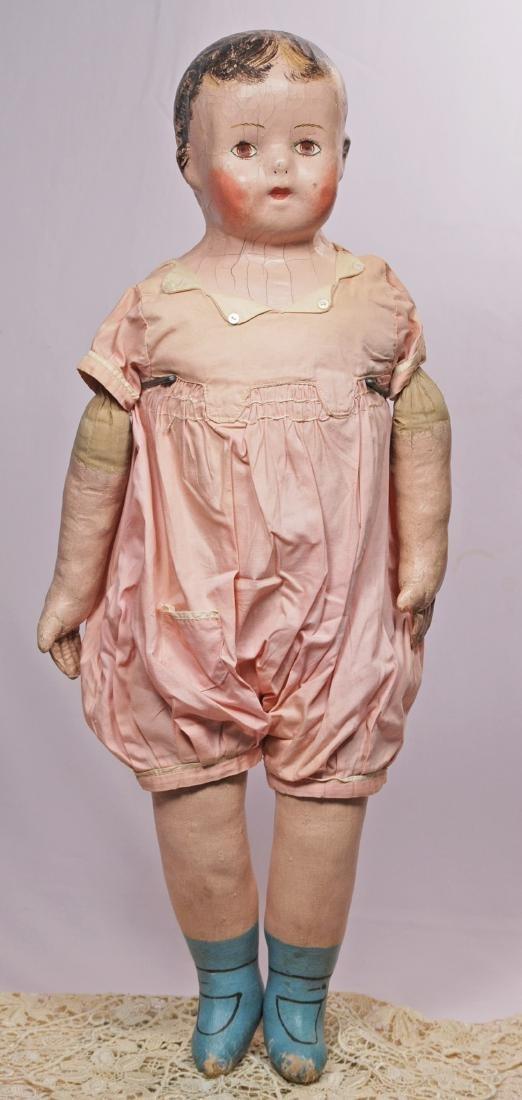 """239. AMERICAN CLOTH """"ALABAMA BABY"""" BY ELLA SMITH. 24""""."""