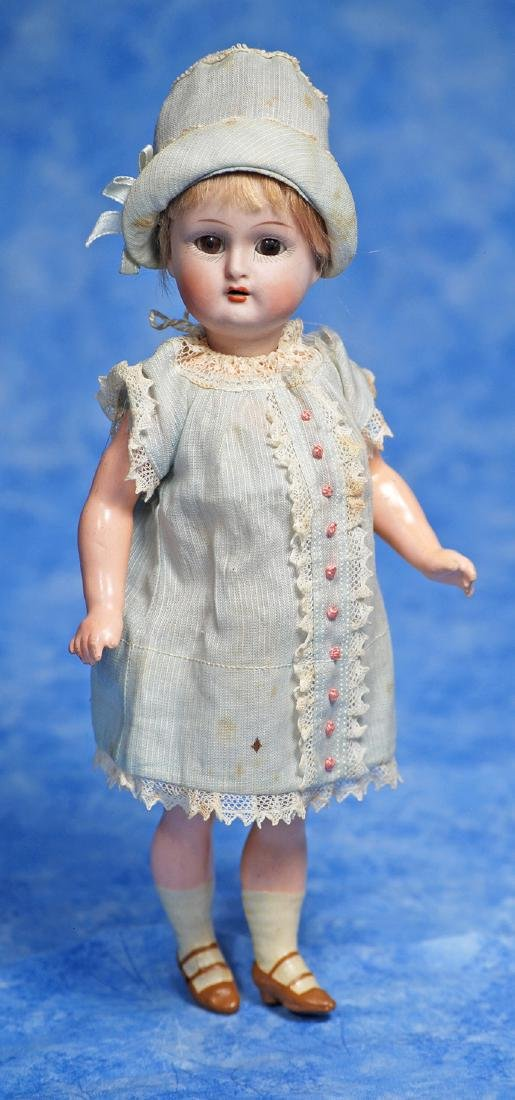 16. GERMAN BISQUE DOLL BY KAMMER & REINHARDT WITH