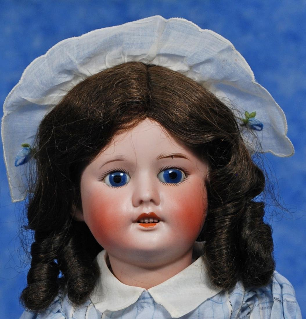29. FRENCH BISQUE DOLL BY S.F.B.J. Marks: SFBJ 60 - 2