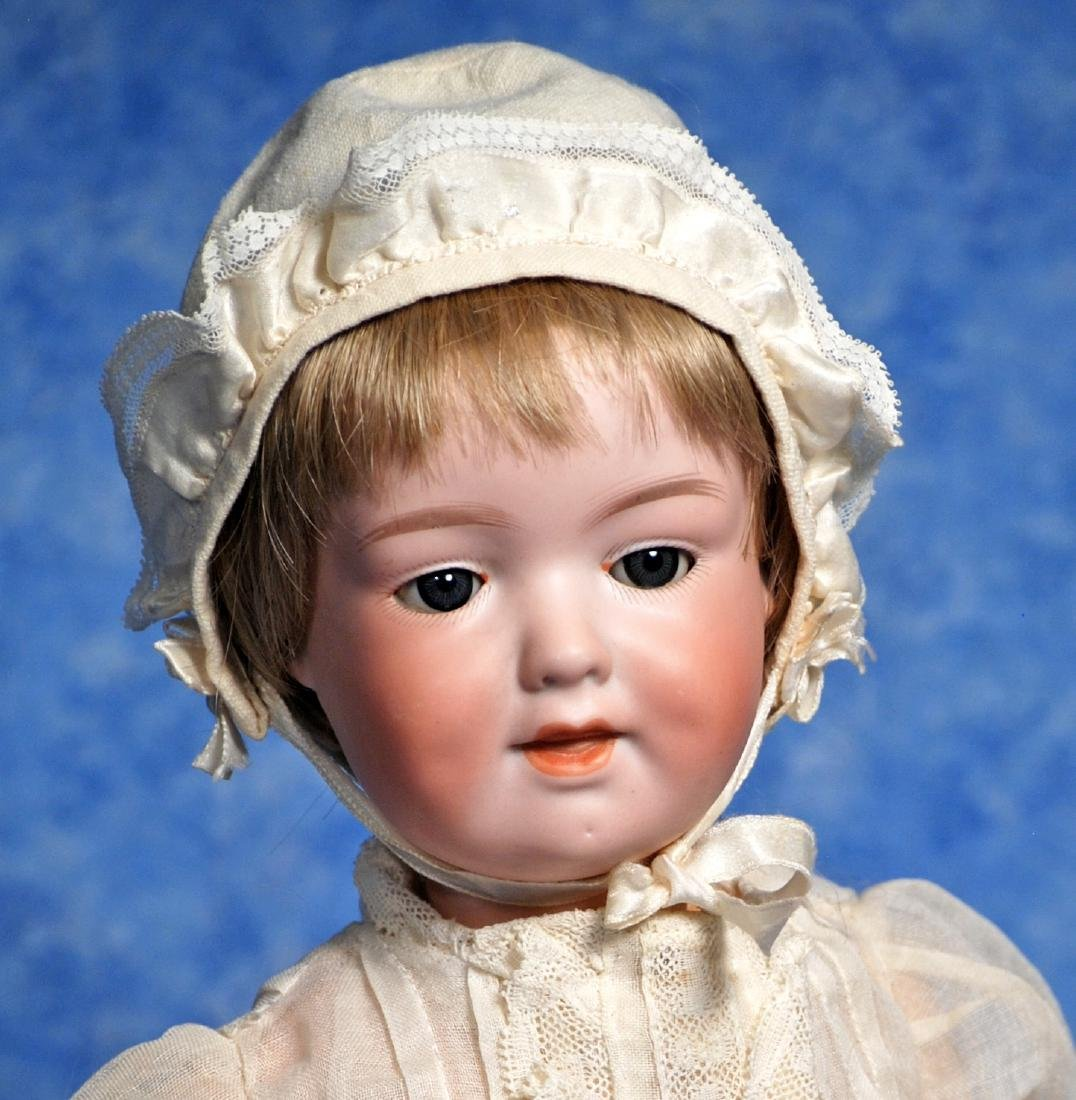 42. GERMAN BISQUE CHARACTER BABY, 590, BY MARSEILLE. - 2