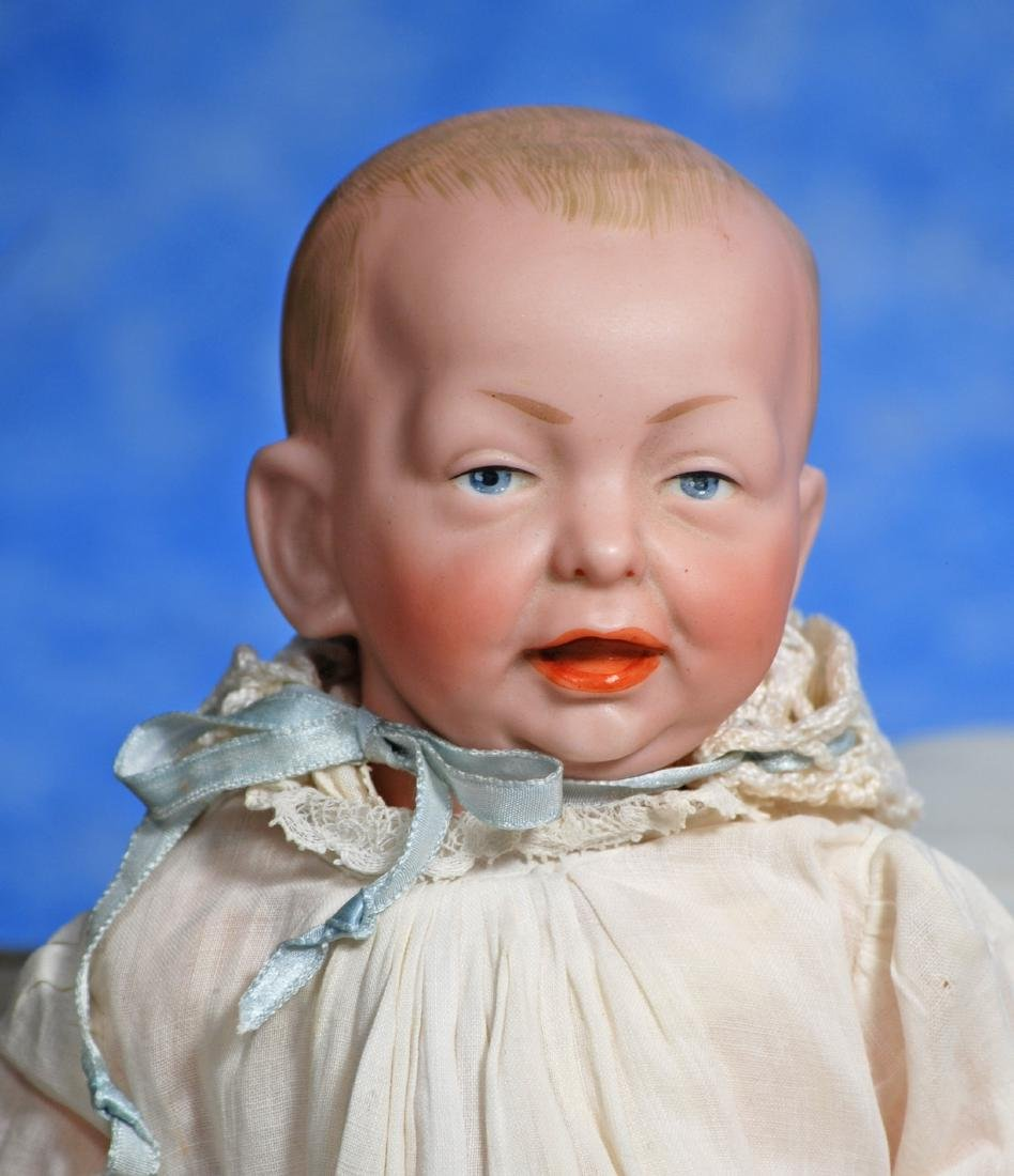 """152. GERMAN BISQUE CHARACTER """"KAISER BABY"""" - 2"""