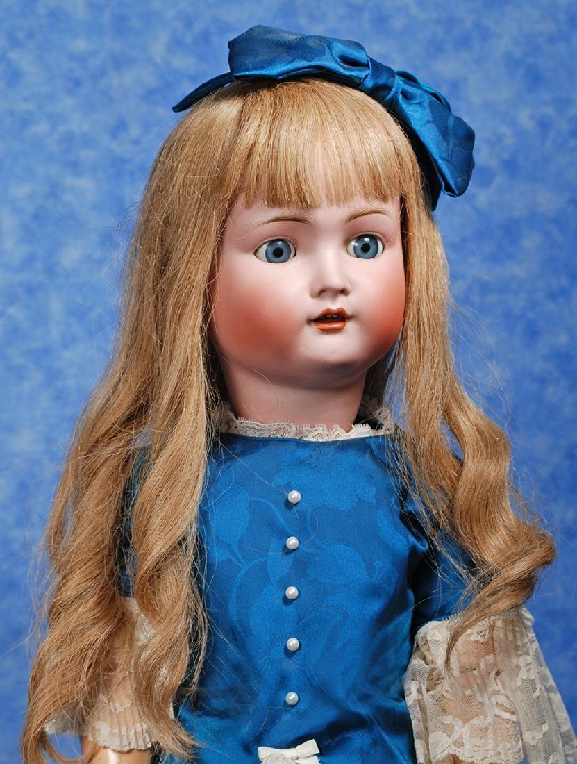 181. GERMAN BISQUE CHILD BY SIMON & HALBIG FOR A.