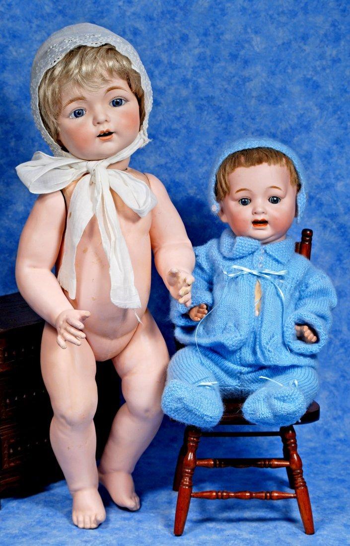 BISQUE FULPER CHARACTER BABY & HERTEL SCHWAB CHARACTER