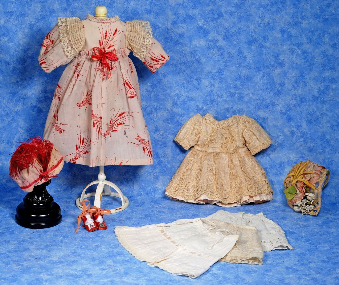 GROUP OF DOLL CLOTHING