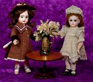 """142. PETITE FRENCH BISQUE """"E. J. BEBE"""" BY"""