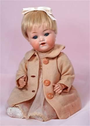 GERMAN BISQUE BABY, 990, BY MARSEILLE.