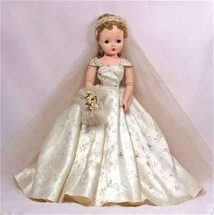 """ALEXANDER CISSY BRIDE FROM """"CHILD'S DREAM COME TRUE"""" SE"""
