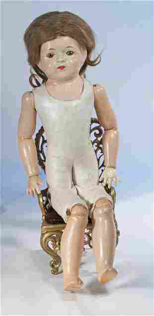 GERMAN COMPOSITION DOLL