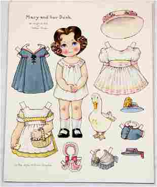 PAPER DOLLS, CYNTHIA MUSSER ARTICLES, AND MORE.