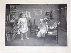 1910 ADVERTISMENT WALL CALENDAR
