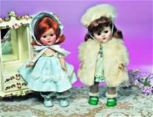 232: VOGUE GINNY 1953 TINY MISS SERIES. Marks: Vogue