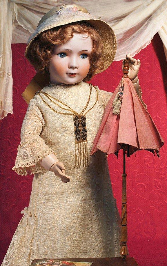 "37: RARE, LARGE  EXHIBITION MODEL OF ""PRINCESS ELIZABET"